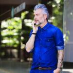 50代アラフィフ男のアンチエイジング:ファッション作戦③