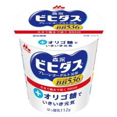 森永 ビヒダス BB536