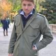 M65ジャケットのコーデ