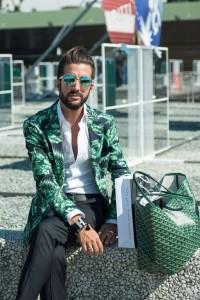 50代男ファッションコーディネート