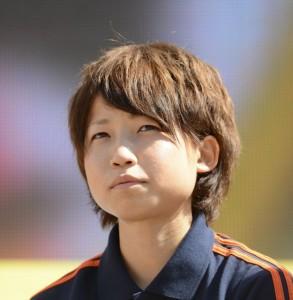 なでしこリーグの浦和のMF藤田のぞみ選手
