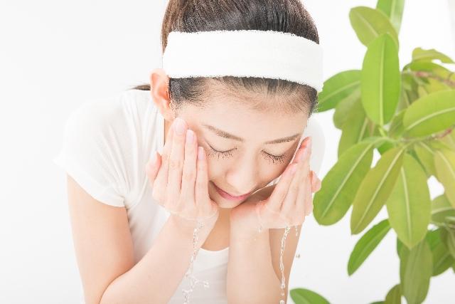 正しい洗顔方法を身につけよう!