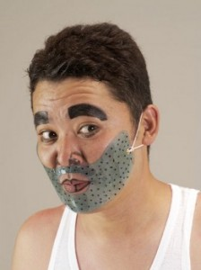 髭が濃い原因