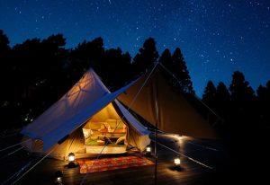 森と星空のキャンプヴィレッジ ツインリンクもてぎ