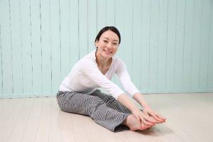 体を柔らかくする簡単ストレッチ方法