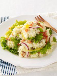 シールド乳酸菌入り フレッシュ野菜たっぷりのポテトサラダ