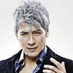 吉川晃司の白髪がかっこいいので銀髪の染め方を調べてみた